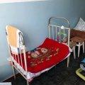 Овруччани обурені палатами у дитячому відділенні місцевої лікарні. ФОТО