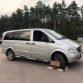 На Житомирщині прикордонники виявили автомобіль  викрадений в Норвегії