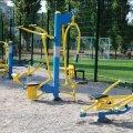 Житомиряни хочуть бачити у кожному дворі міста спортивні майданчики та тренажери