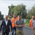 У селі Сонячне завершили ремонт дороги вартістю 4 млн 450 тис. грн. ФОТО
