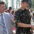 """Як син Порошенка служив в АТО: """"Їх з міністром охороняли двадцять спецназівців..."""""""