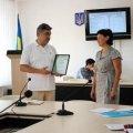 Обласна клінічна лікарня ім. О.Ф.Гербачевського отримала сертифікат ISO