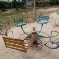 Прокуратура Житомирщини наполягає на безпечній експлуатації дитячих майданчиків