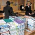 Доставка підручників для 1, 5 та 10-го класів затримується