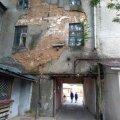 Шокуюча пішохідна вулиця Михайлівська у Житомирі.ФОТО