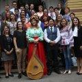 З вересня у трьох школах Житомира англійську мову викладатимуть волонтери Корпусу Миру США