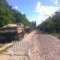 Триває ремонт доріг в Любарському та Попільнянському районах