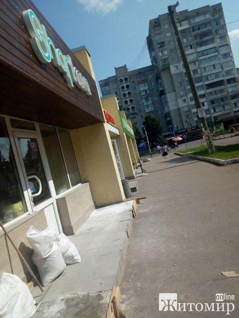 """На площі Польовій відкриють черговий заклад """"Sharikava"""". ФОТО"""