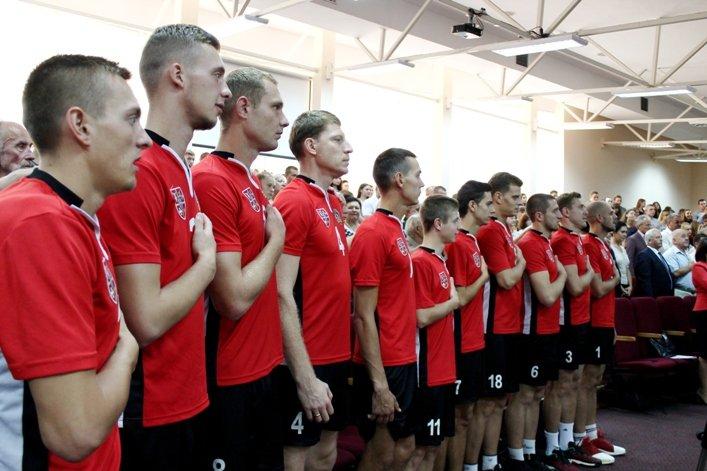 Дві волейбольні команди Житомирщини увійшли до вищої ліги чемпіонатів України з волейболу.