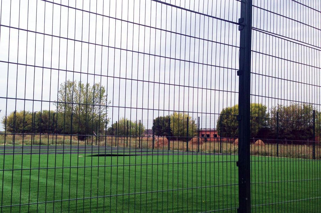 На Житомирщині відкриють нове футбольне поле