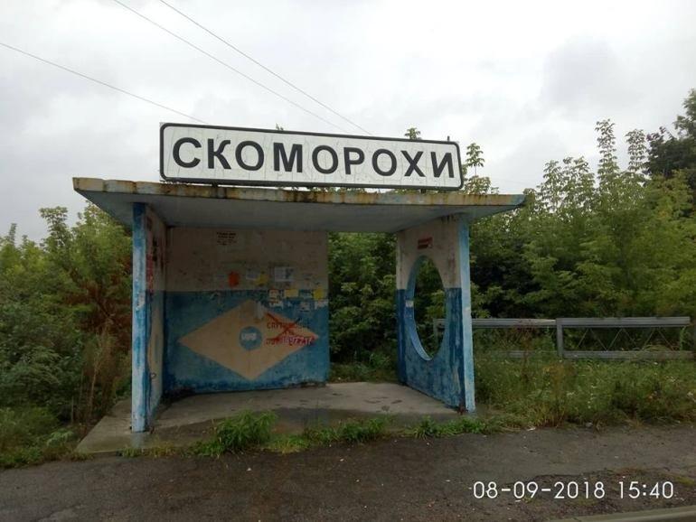 """На Житомирщині пішохідний перехід з """"перешкодами"""""""