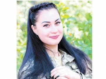 Жителька Бердичева після закінчення коледжу вирушила у зону АТО