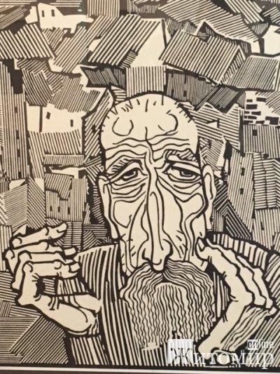 В Житомирі відкрилася виставка відомого художника Миколи Опанащука