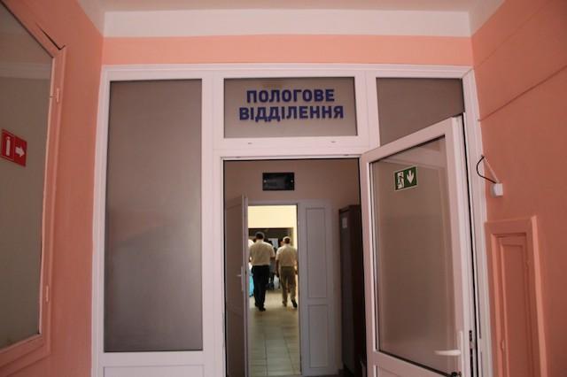 В Черняхівське пологове відділення приїжджають народжувати не лише з навколишніх районів, а й з інши ...