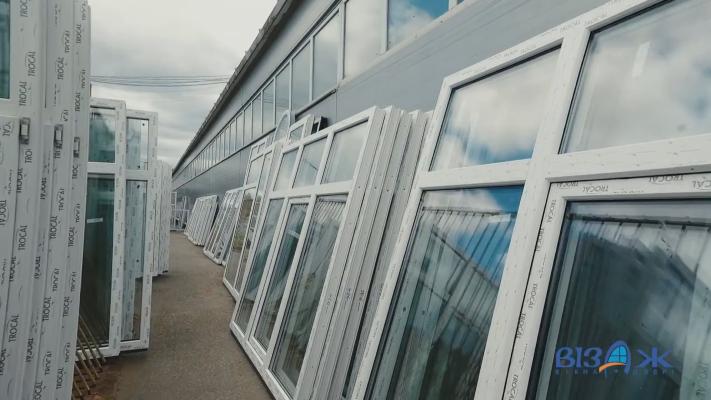 Енергоефективні вікна від ТМ «Візаж»