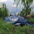 В Бердичеве на центральном городском пляже нашли труп