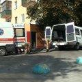 У приміщенні в центрі Житомира помер чоловік