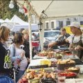 На День міста у Житомирі на гостей чекає фудкорт