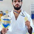 Житомирянин виграв всеукраїнський турнір з дзюдо у Кременчуці