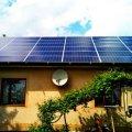 Житель с. Вереси отримує в місяць 20 тис грн за продаж сонячної енергетики