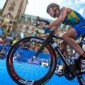 Житомирська триатлетка Єлістратова робить фантастичний ривок в олімпійському рейтингу