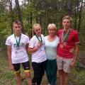 Житомирський студент - чемпіон України з крос-триатлону