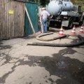 Центр Житомира досі без води, у водоканалі кажуть, що ще ремонтують