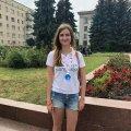 Житомирський національний агроекологічний університет пишається студенткою! ФОТО