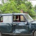 У Житомирській області 20-річний онук викрав у дідуся ВАЗ та потрапив у ДТП