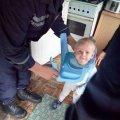 Дитяча забавка на Житомирщині закінчилася приїздом рятувальників