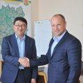 Делегація LG оглянула інвестиційні можливості Житомирської області для подальшої співпраці.