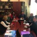 У Житомирському національному агроекологічному університеті проходила зустріч з Akademia Ignatianum w Krakowie