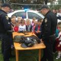 Працівники Андрушівського відділення поліції приєдналися до святкування Дня фізичної культури та спорту