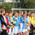 Команда Житомирського торгівельно-економічного коледжу зайняла перше місце на турнірі з міні-футболу серед дівчат