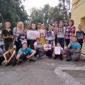 Учасниками проекту «Гончар часу» у Житомирі стали діти з особливими потртебами