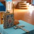 У житомирському Свято-Михайлівському кафедральному соборі відбувся молебень у пам'ять загиблих журналістів