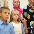 15-16 вересня в Житомирі у Свято-Михайлівському соборі відбулась молебень перед початком навчального року у Духовній дитячій недільній школі