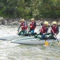 Збірна Житомирщини виграла Чемпіонат України з водного туризму
