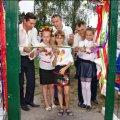 402-й День народження Станишівки виявився результативним, веселим і солодким. ФОТО