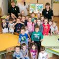 Житомирським дошкільнятам провели урок безпечної поведінки