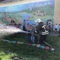 На Житомирщині рятувальники провели «Урок обережності» для дошкільнят