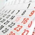 Скільки житомиряни відпочиватимуть у жовтні