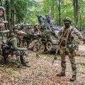Житомирські десантники знову відзначилися на навчаннях в Німеччині