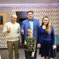 """Ігор Гундич навідав родину, яка скористалася програмою """"Власний дім"""""""