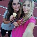Студенти ЖДУ ім. І. Франка повернулись з чемпіонату України з легкої атлетики із нагородами