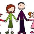 На Житомирщині 92% дітей-сиріт виховуються в сім'ях