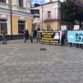У Житомирі проходить марш за права тварин. ФОТО