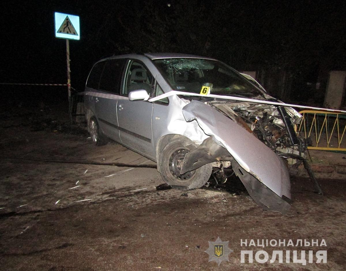 На Житомирщині у ДТП загинув 21-річний водій