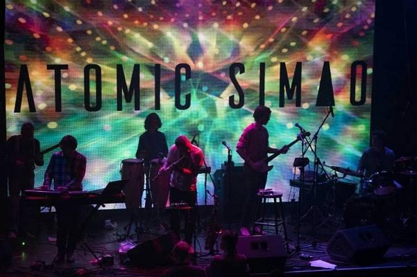 Житомир, зустрічай! Концерт Atomic Simao і Northern Reeds