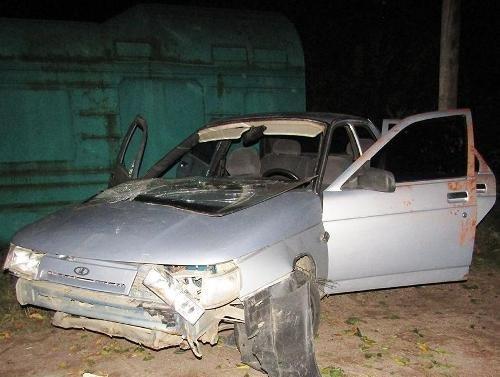 Житомирський водій травмував дитину, та втік з місця події